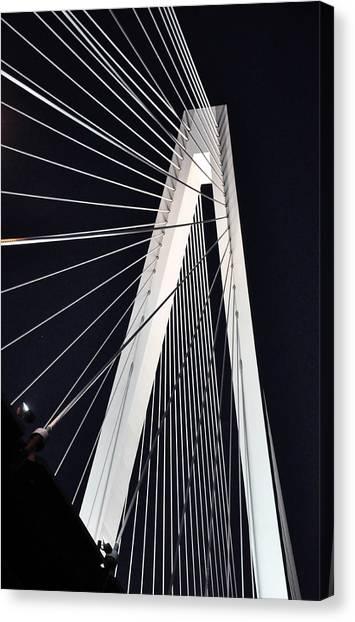 New Mississippi River Bridge Canvas Print