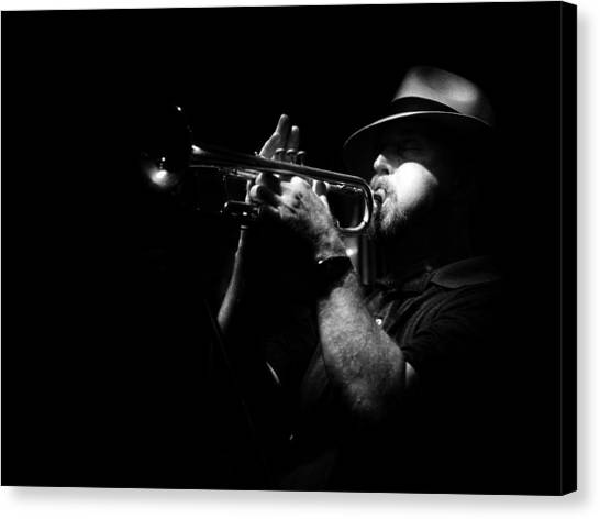 New Orleans Jazz Canvas Print