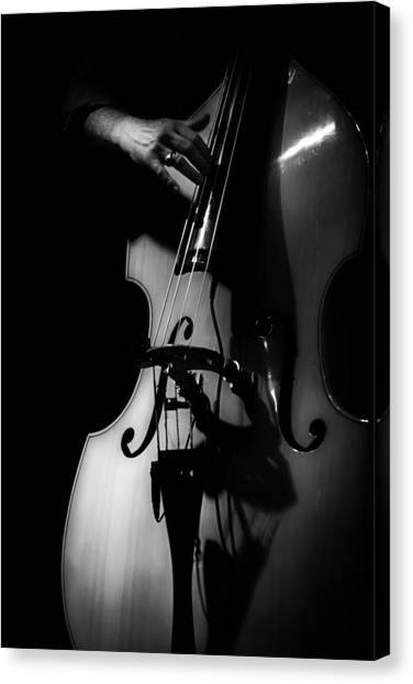 New Orleans Strings Canvas Print