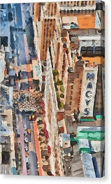 New York 5 Canvas Print by Yury Malkov