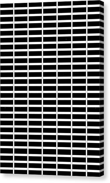 Rectangles Canvas Print - New York City Patterns by Az Jackson