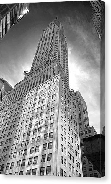 New York  New York Canvas Print by Thomas Fouch