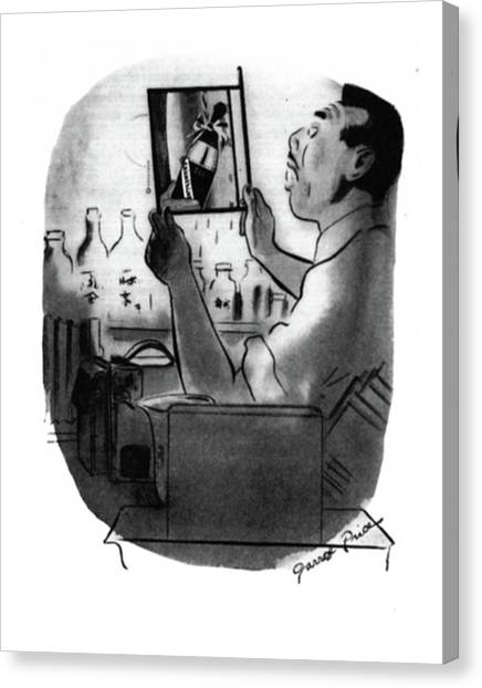 New Yorker December 13th, 1941 Canvas Print