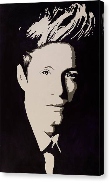 One Direction Canvas Print - Niall Horan by Darren  Sheridan