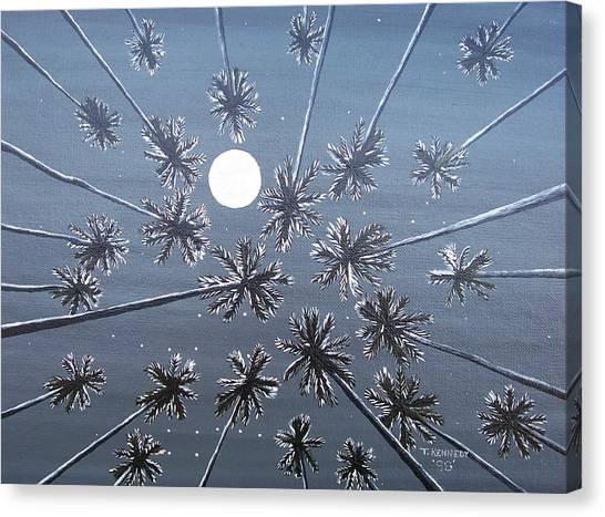 Night Dreams Canvas Print