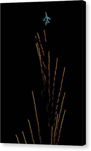 Night Warfare Canvas Print
