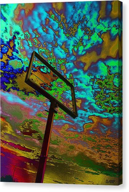 Nikki's Cloud Catcher Canvas Print