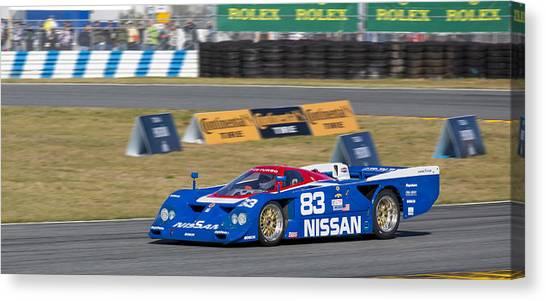 Nissan Zx-gtp Turbo Canvas Print