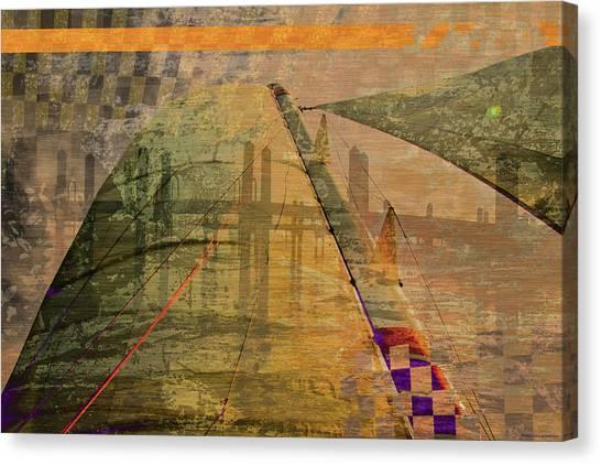 No 033 2 Canvas Print by Alexander Ahilov