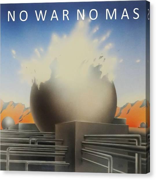 No War No More Canvas Print