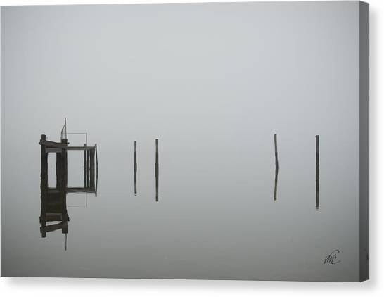 Canvas Print featuring the photograph No Ware by Williams-Cairns Photography LLC
