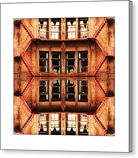 No Way Out Canvas Print by Don Powers