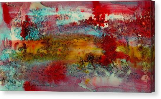 No Words To Express Canvas Print