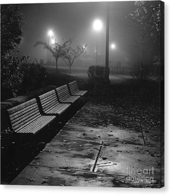 Nocturne No. 1 Canvas Print