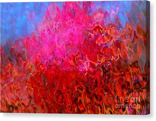 Inferno Canvas Print