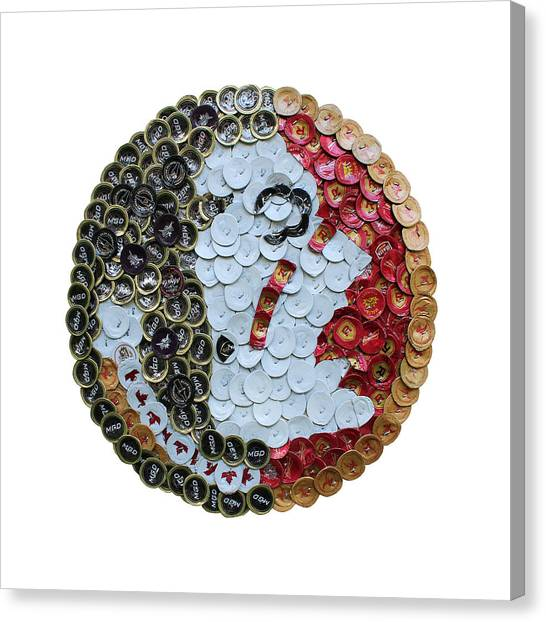 Florida State Fsu Canvas Print - Noles by Kay Galloway