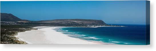 Noordhoek Beach Panorama Canvas Print