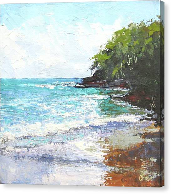 Noosa Heads Main Beach Queensland Australia Canvas Print