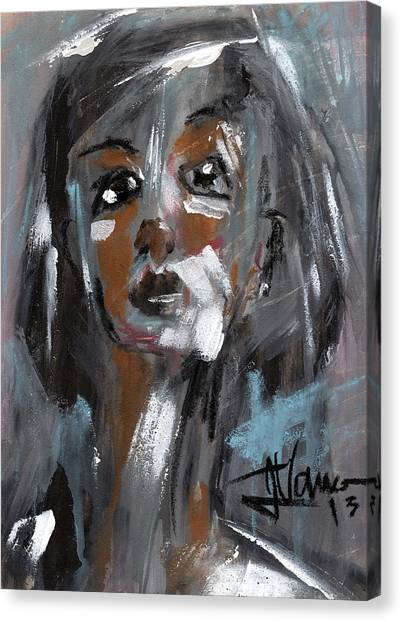 Nora Canvas Print