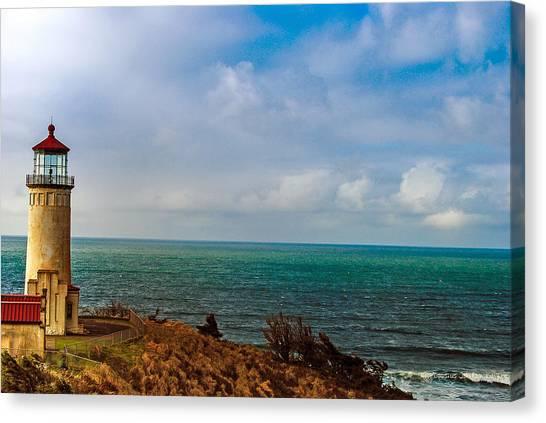 North Head Lighthouse Canvas Print