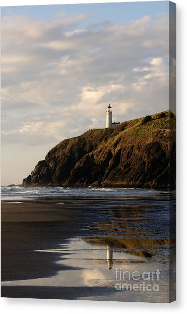 North Head Lighthouse Canvas Print