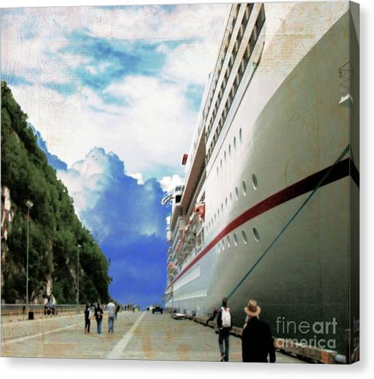 North To Alaska Canvas Print