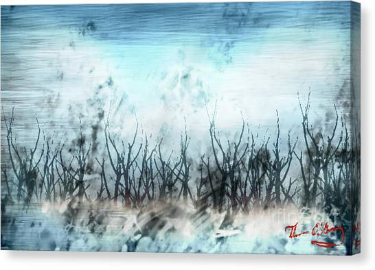 North Winds Canvas Print