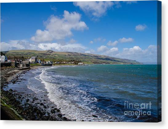 Northern Ireland Coast Canvas Print