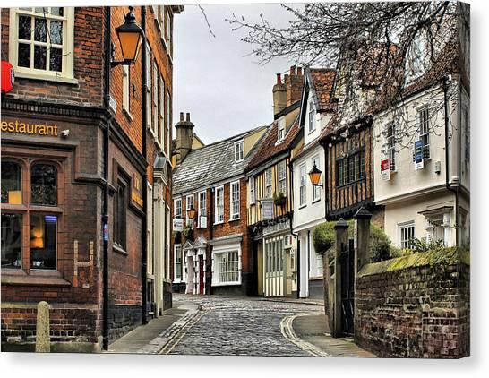Norwich Canvas Print