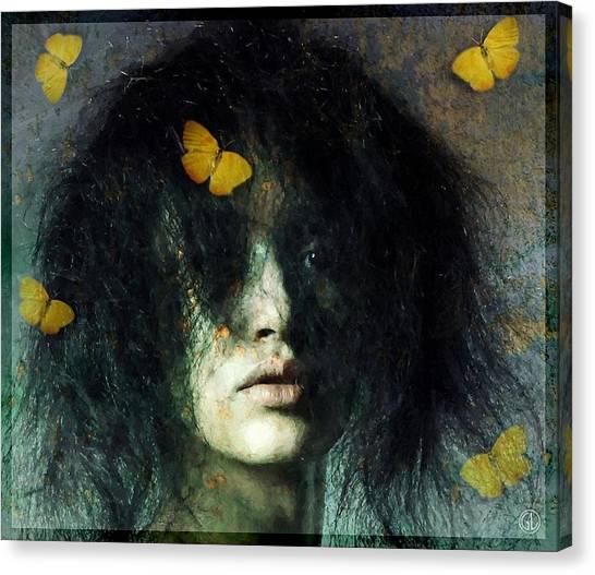 Not Even Butterflies... Canvas Print by Gun Legler