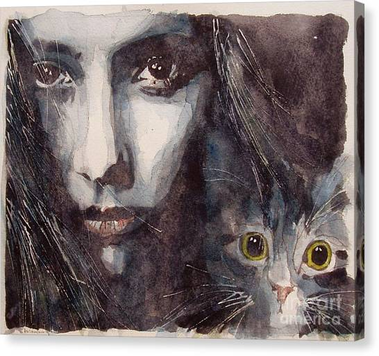 Kittens Canvas Print - Nothing Compares To You  by Paul Lovering