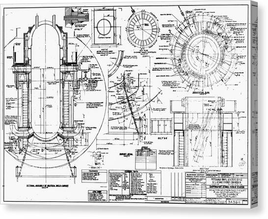 Nuclear Power Plant Components Diagram Photograph By Library Of