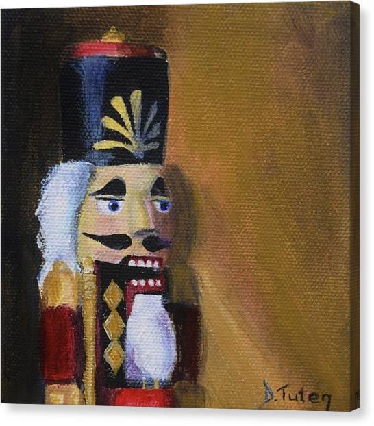 Nutcracker II Canvas Print