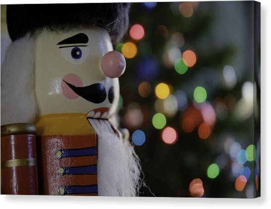 Nutcracker Canvas Print