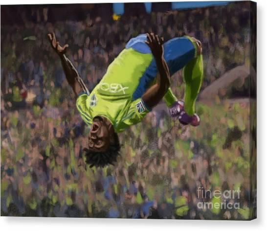 Mls Canvas Print - Oba-flip by Jeremy Nash