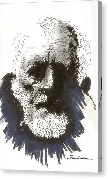 Obi-wan Kenobi Canvas Print - Obi-wan Kenobi by Jerrett Dornbusch
