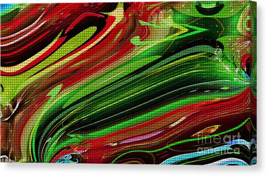 Canvas Print - Obsession-rg by David Winson