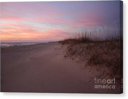 Obx Serenity Canvas Print