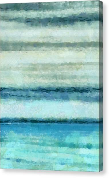 Ocean 4 Canvas Print