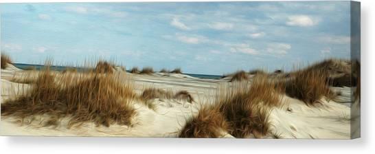 Ocean Ahead Canvas Print
