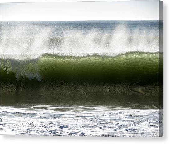 Ocean Palette Canvas Print