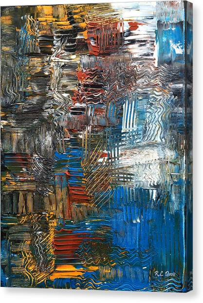 Ocean Tide Canvas Print