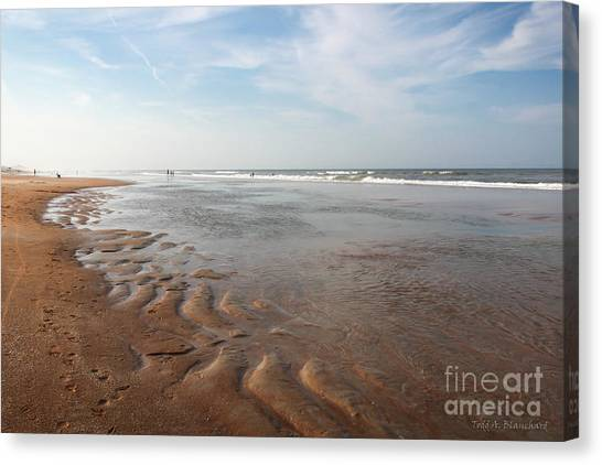 Ocean Vista Canvas Print
