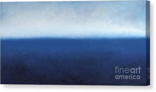 Oceanic Meditation Canvas Print