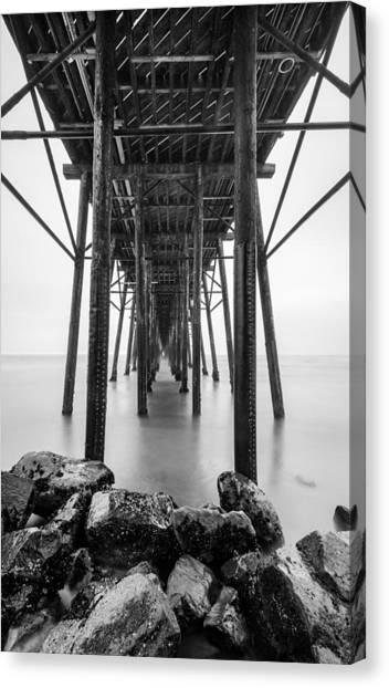 Oceanside Pier Canvas Print