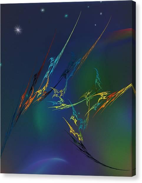 Canvas Print - Ode To Joy by David Lane