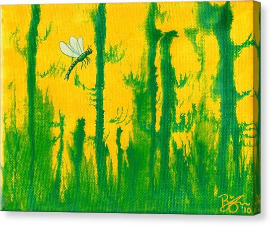 Odonata Canvas Print by Lance Bifoss