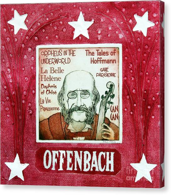 Offenbach Canvas Print by Paul Helm