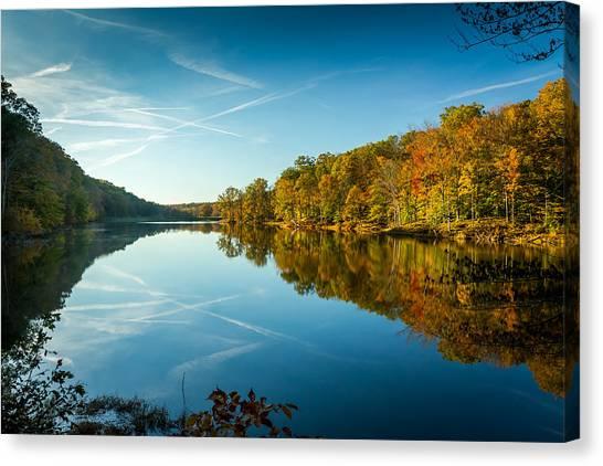 Ogle Lake Canvas Print