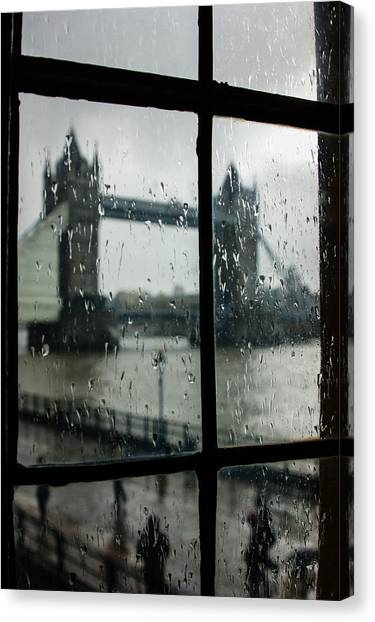 Oh So London Canvas Print